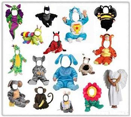 Детские костюмы(I)
