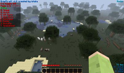 Fly hack для minecraft 1.5.2