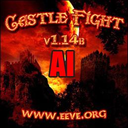 Castle Fight с ботами