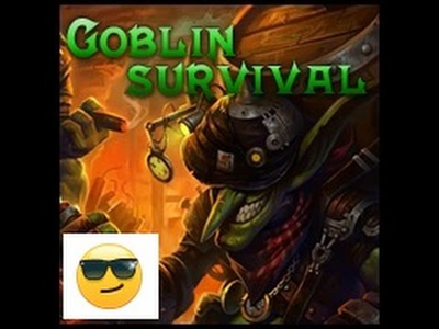 Карта Goblin Survival AI с ботами для Warcraft 3 Frozen Throne скачать